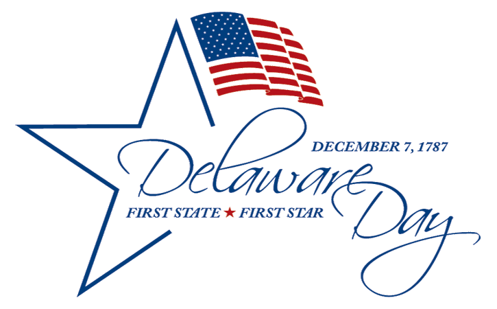 Image of the Delaware Day logo