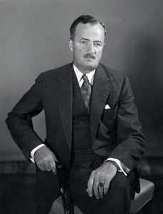 Photo of former Delaware Governor C. Douglass Buck